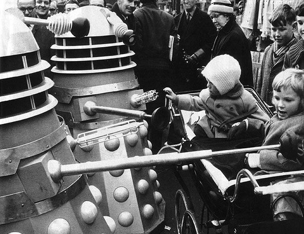 The Daleks 001