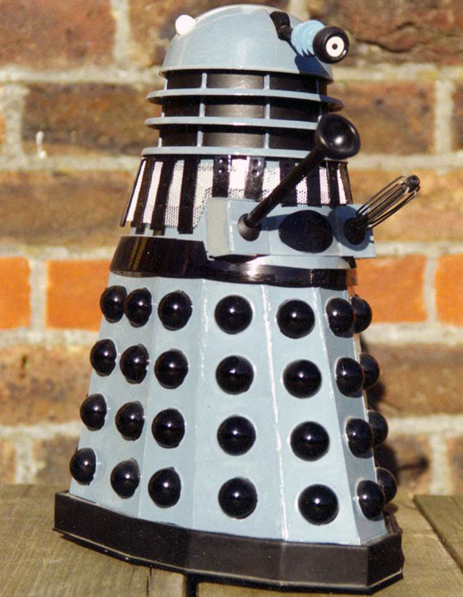 Chris Kingbees 80s Dalek.