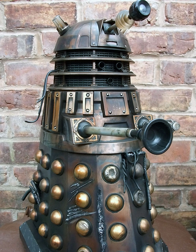 Chucky's C.O. Dalek Conversion.