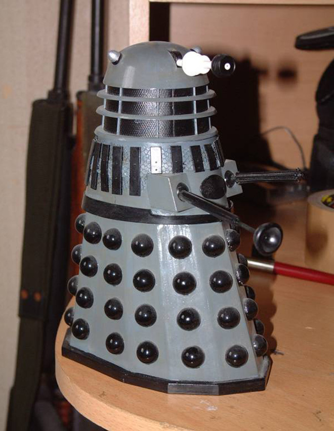 DanL's Dalek, photo 2.
