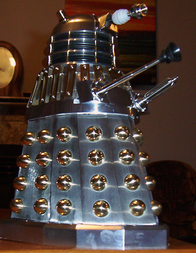 Gunter 7's all Metal Dalek