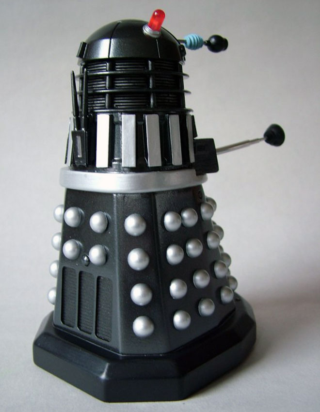 Mechmaster Airfix Dalek, rear view.