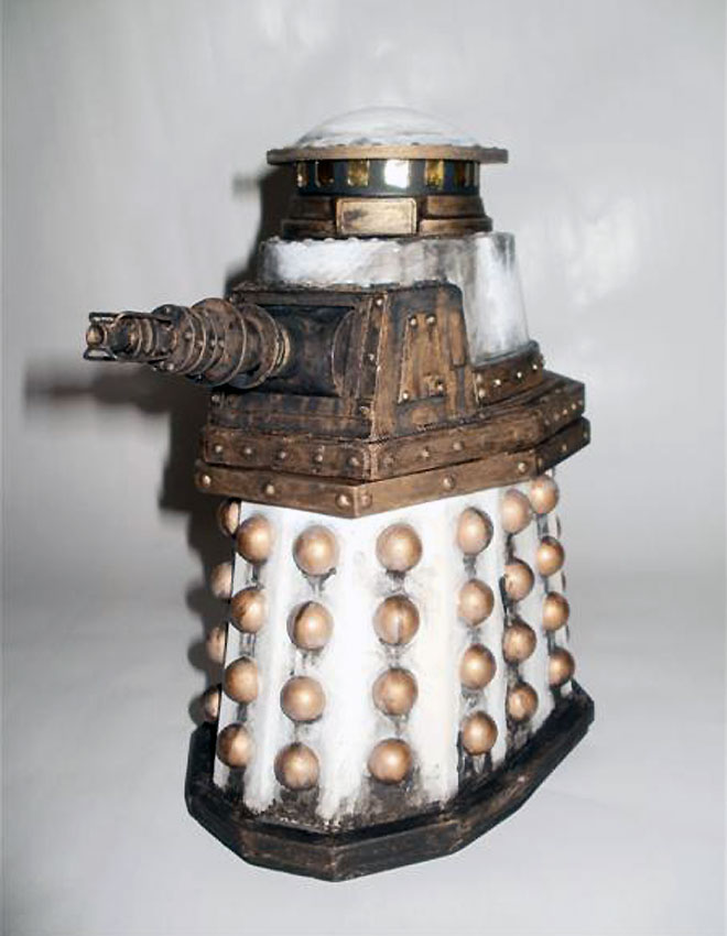 RJ Young's Special Weapons Dalek.