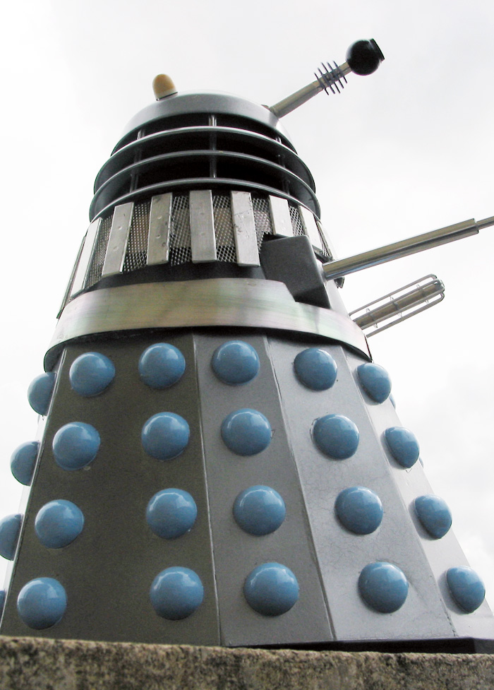 Dalek Invasion Earth style shot