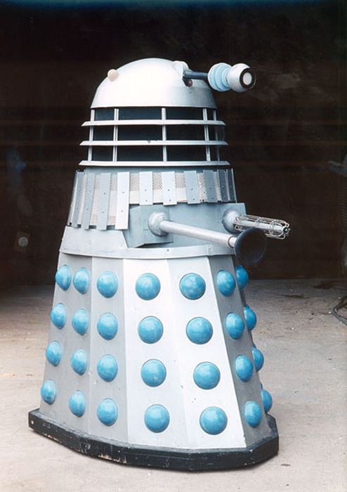 Histpic10 Dalek at Shawcraft