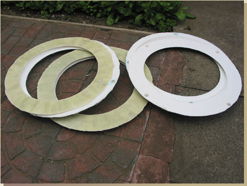 Ring moulds