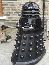 Shytalk's New Series Dalek, Albert.